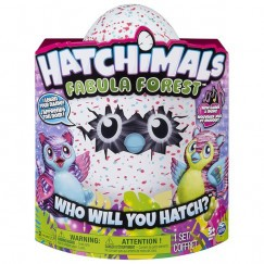 Hatchimals Fabula Forest Interaktív plüss