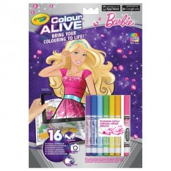 Crayola Color Alive Barbie