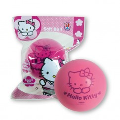 Hello Kitty puha labda 12 cm