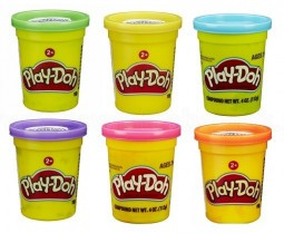 Play-Doh 1-es Tégely