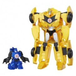 Transformers Rid Activator Combiner Force Bumblebee & Stuntwing
