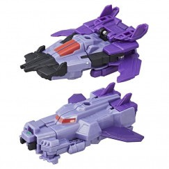 Transformers Rid Combiner Force Shockdrive & Warnado
