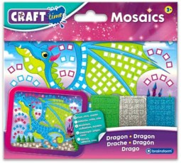 Craft Time Sárkány Mini Mozaik