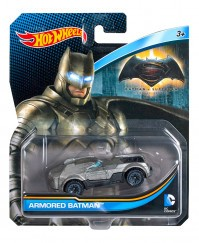 Hot Wheels DC kisautók - Armored Batman
