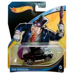 Hot Wheels DC kisautók - The Penguin