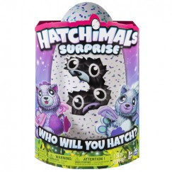 Hatchimals Peacat Ikrek interaktív plüss