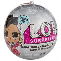 L.O.L Surprise dolls bling