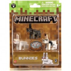Minecraft Figura Bunnies