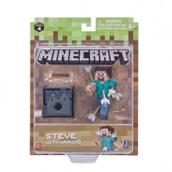 Minecraft Figura Steve With Arrows