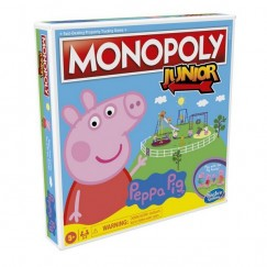 Monopoly Junior Peppa Malac