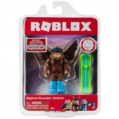 Roblox Figura Bigfoot Boarder: Airtime