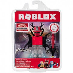 Roblox Figura Homebeacon: The Whispering Dread