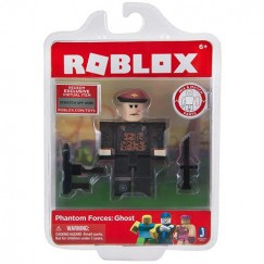 Roblox Figura Phantom Forces: Ghost