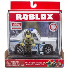 Roblox Jármű+Figura Neighborhood Of Robloxia