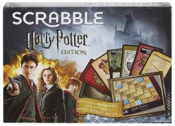 Scrabble Original Harry Potter (angol)