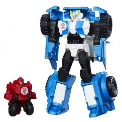 Transformers Rid Activator Combiner Force Strongarm & Trickout